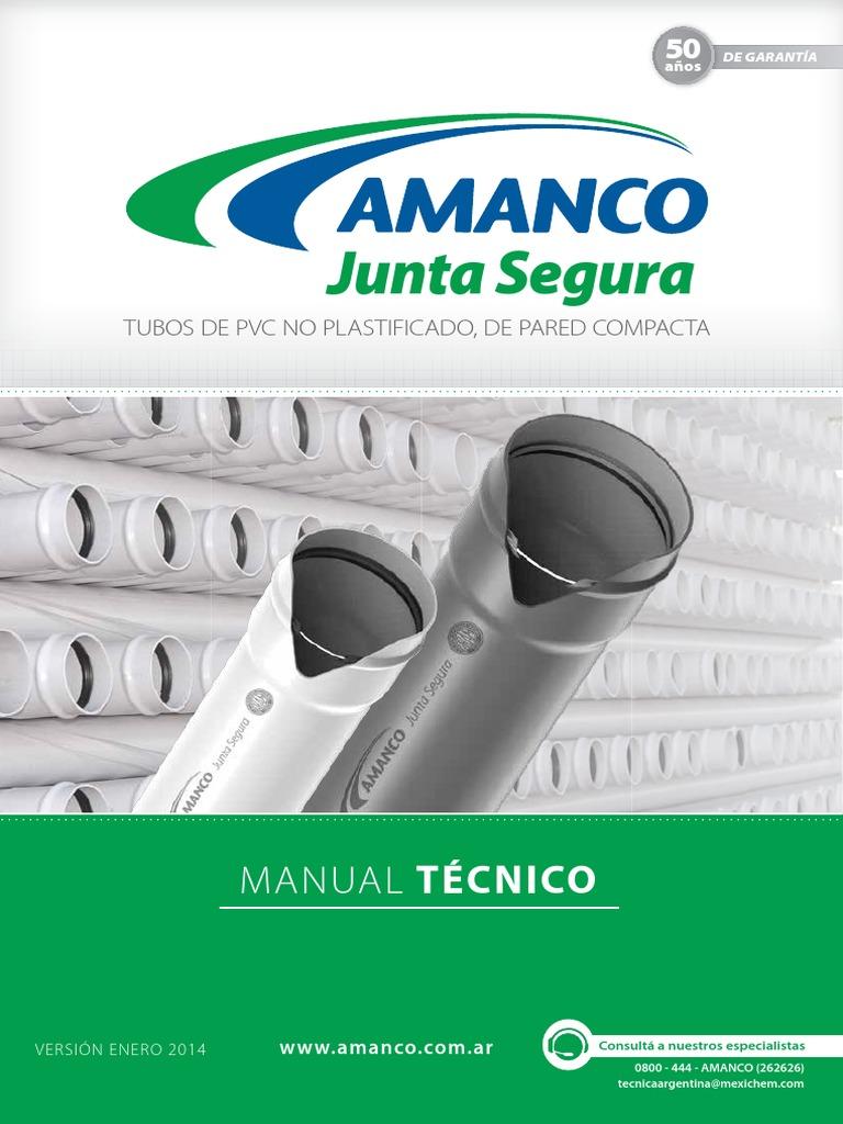amanco-manual-tecnico-junta-segura pdf