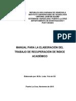 Manual Para La Elaboración Del Ria (1)