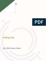 D2L_XML4 Parser Guide