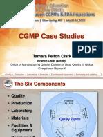 Casos de Estudio CGMP
