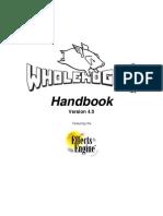 Jands WholeHog 2 version 4