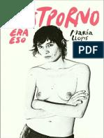 Maria Llopis - El Postporno Era Eso