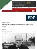 Winston Churchill's views on aliens revealed in lost essay - BBC News.pdf