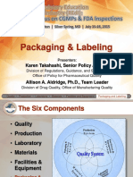 Empaque y Etiquetado