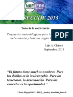 Modelo de Medición Camarón y Banano Según Las NIIF - Luis a. Chávez (Ecuador)
