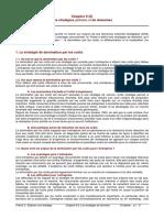 Les Stratégies Globales Et de Domaines
