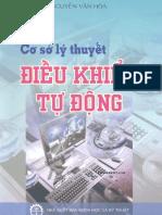 SÁCH SCAN - Cơ Sở Lý Thuyết Điều Khiển Tự Động - Nguyễn Văn Hòa