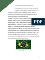 Construcción de La Culinaria Tradicional Brasileña