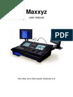 Martin Maxxyz Manual