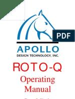 Apollo Roto-Q Manual