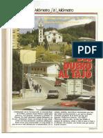 Revista Tráfico, nº 37 (octubre de 1988). Kilómetro y kilómetro