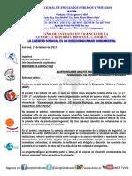 ANEP solicita reunión por dudas en la construcción de dormitorios en CAI-Virilla