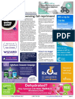 Pharmacy Daily for Fri 03 Mar 2017 - Dispensing reprimand, Proactive Supply launch, US/EU GMP pact, Allergan, NZ pharmacy vax call