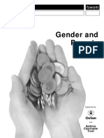 Gender and Poverty
