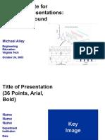 Como Hacer Presentaciones
