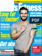 Mens Fitness UK April 2017