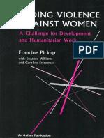 Ending Violence Against Women