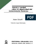 Schaff-Historia y verdad.pdf