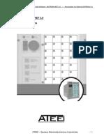 Manual Software ANTRON II-s Espanhol