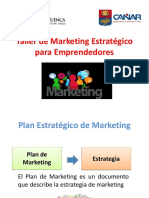 Diapositivas Marketing Estrategico Para Emprendedores