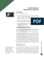 MED.legaL I. Capitulo 6. Intoxic. Por Monoxido de Carbono