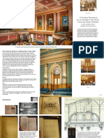 A Stunning Restoration - Colorado State Capitol House and Senate Chambers