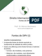 Direito Internacional Privado slides