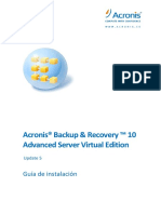 Acronix Backup