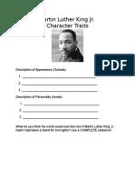 charactertraitsmlk