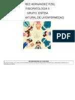 Historia Natural de La Enfermedad ITEL JUAREZ HERNANDEZ
