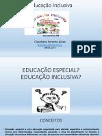 Educação Inclusiva em suas perspectivas.pdf