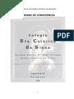 Colegio Santa Caterina Da Siena - Normas de Convivencia 2016