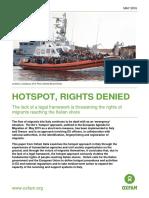 Hotspots, Rights Denied