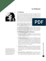 MED.legaL v. Capitulo 1. La Violencia