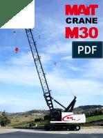 25 Crane m30