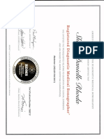 abdomen certification