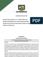 Sistema de Evaluación Por Competencias....Roberto Montoya Martínez1