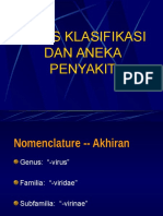 Klasifikasi Virus DNA