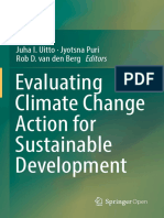 Evaluating Climate Change Action for Sustainable Development January 2017