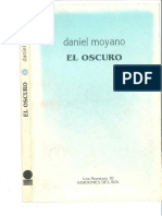 El Oscuro - Daniel Moyano