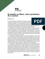 El pueblo en Marx..pdf