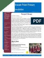 2017 term 1 week 5 newsletter