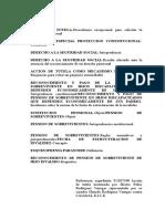 T-014-12 -Pension de Sobrviviente Para Hijos Invalidos- Estructuracion de La Perdida de La Capacidad Laboral