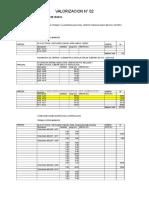 Sustentacion de Metrados Definitiva 2da