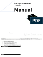 Manual Controlador Solar Srne Sr Lg 48 60