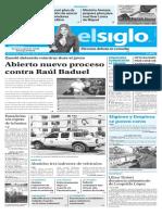 Edición Impresa Elsiglo 03-03-2017