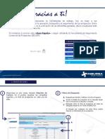 Guía Rápida Promotores SECOM AGOSTO 2013