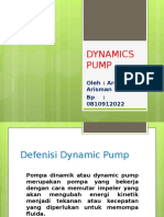 Dynamics Pump