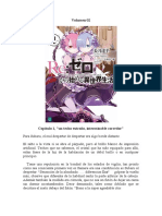 Re Zero Volumen - 02 novela ligera