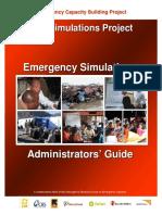 Emergency Simulations